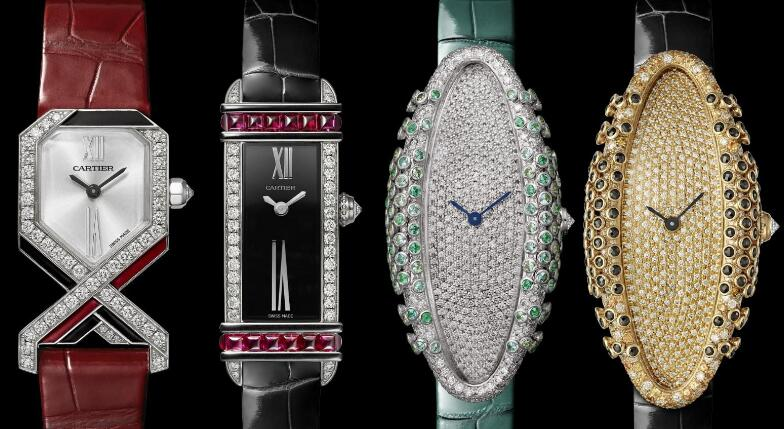 The four new timepieces will be launched next month at SIHH.