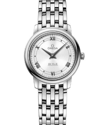 The overall design of this Omega is concise and elegant.
