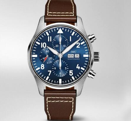 The timepiece is strong and bold which will be favored by numerous men.