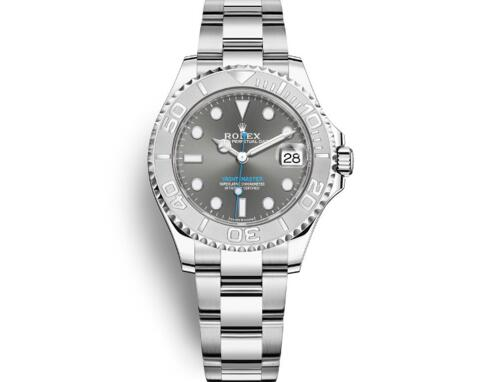 Yacht-Master has always been considered as the nobility of sport Rolex watches.