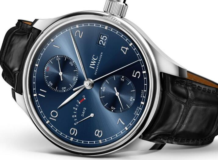 It is the 14th special model that IWC especially designed for Lawrence Sports Foundation.