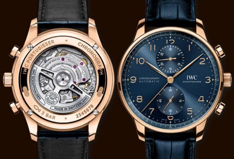 Swiss reproduction watches are corresponding with blue color.