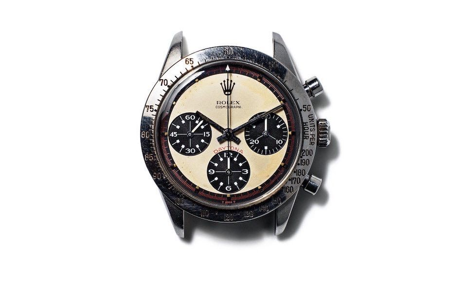 Rolex Daytona Replica Watches With Black Crocodile Straps